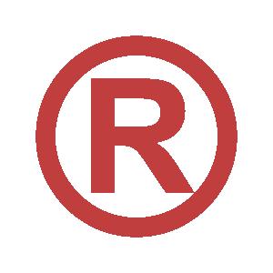 Icono Marca registrada